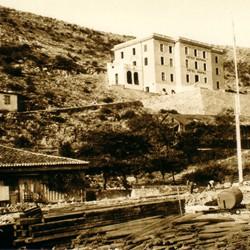 001 Montenegro. Hotel Marina in Bar (Antivari)