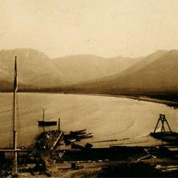 005 Montenegro. Bar. The new port under construction