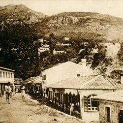 007 Montenegro. The old town of Bar (Stari Bar)