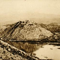 043 Albania. The fortress of Shkodra