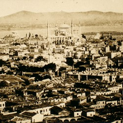 232 Turkey. A view of Constantinople