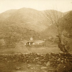 243 Albania. Gojan in the District of Puka, to the east of the plain of Shkodra