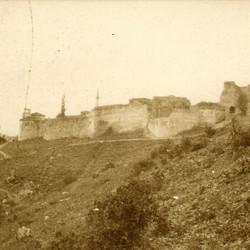 263 Kosova. The fortress of Prizren, 1905