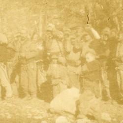 271 Albania. The men of Mirdita
