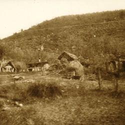 286 Kosova. Another part of the Albanian village of Budakova between Prizren and Ferizaj, 1903