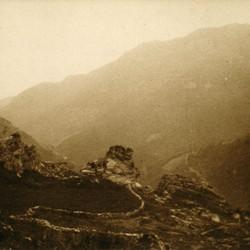 287 Macedonia. On the eastern side of the Sharr mountain range in the region of Tetova, 1903