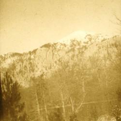 288 Kosova-Macedonia. Maja e Zezë (2,584 m.), in the Sharr mountain range between Prizren and Tetova, 1903