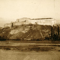 296 Macedonia. The fortress of Skopje, 1903