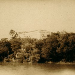 297 Macedonia. Another view of the fortress of Skopje, 1903