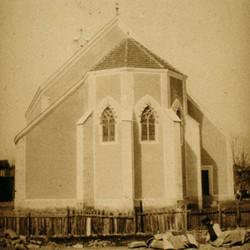 301 Macedonia. Roman Catholic church in Skopje, 1903