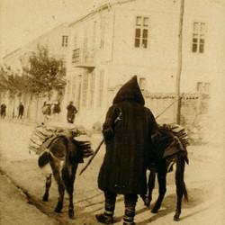 303 Macedonia. Street scene in Skopje, 1903