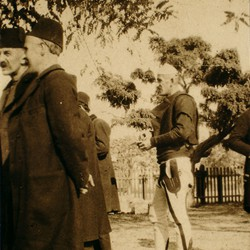 304 Macedonia. An Albanian in Skopje, 1903