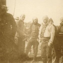 306 Kosova. The parish of Ferizaj on the Plain of Kosova, 1903
