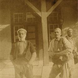 307 Macedonia. Albanians in Skopje, 1903