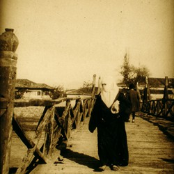 310 Macedonia. A Turkish woman in Skopje, 1903