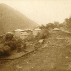311 Macedonia. The village of Veshala situated in the Sharr mountains between Tetova and Prizren, 1903
