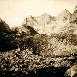 318 Albania. Mount Jezerca (2,694 m.), 1907